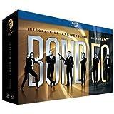 James Bond 007 - Bond 50 : Intégrale 50ème Anniversaire des 22 films [Francia] [Blu-ray]