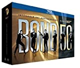 James Bond : Int�grale Edition 50�me anniversaire - 22 Films - 23 Blu-ray dont 1 Blu-ray de bonus in�dits (ne contient pas Skyfall) [Blu-ray]