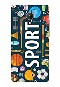 Meizu m2 Designer Printed Mobile Back Case Cover for Meizu M2 - By Noise - (CR-99)