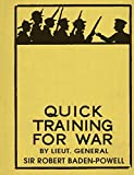 img - for Quick Training for War book / textbook / text book