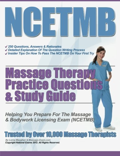 NCETMB Massage Therapy Practice Questions & Study Guide
