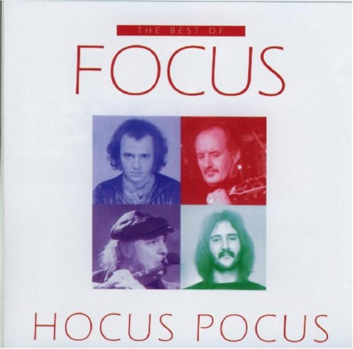 Focus - Hocus Pocus Best of - Zortam Music