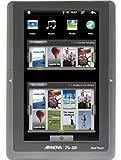 Arnova 7e G2 DualTouch eReader 17,78 cm (7 Zoll) Display, 1GHz, 4GB, SD-Karten Slot, WiFi, Android 2.3 Tablet, MultimediaPlayer Rezessionen