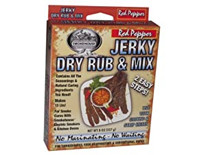 Smokehouse Products Red Pepper Jerky Mix-Pack by Smokehouse Products