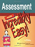 img - for Assessment Made Incredibly Easy! (Incredibly Easy! Series ) book / textbook / text book