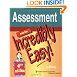 Assessment Made Incredibly Easy! (Incredibly Easy! Series®)