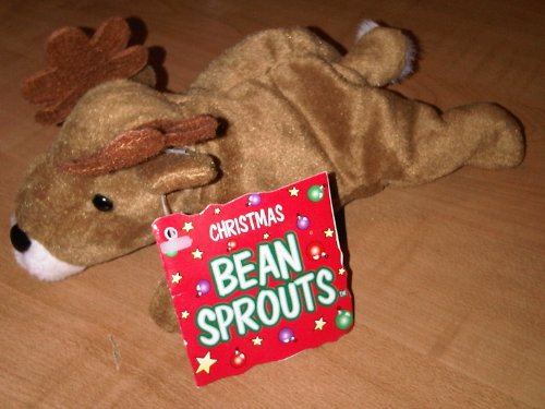 Bean Sprouts Christmas Sprouts Bean Bag Roland