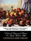 Women's suffrage in New Jersey, 1790-1807, Volume 1, №4