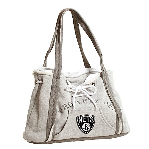 BROOKLYN NETS NBA PROPERTY OF HOODIE PURSE found in brooklyn