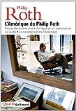 """Afficher """"L'Amérique de Philip Roth"""""""