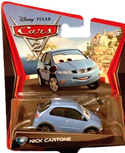 Disney Pixar cars Nick Cartone - 1