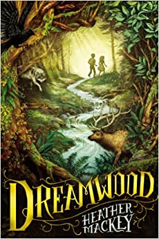 Cover of Dreamwood