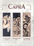 echange, troc Coffret Frank Capra : La Course de Broadway Bill / Grande dame pour un jour / L'Homme de la rue - Édition 3 DVD