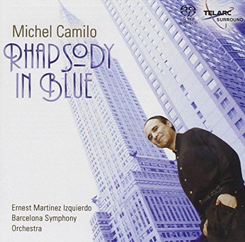 SACD : Michel Camilo - Rhapsody in Blue (Hybrid SACD)