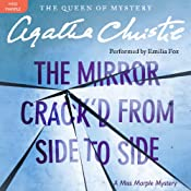 The Mirror Crack'd from Side to Side: A Miss Marple Mystery | Agatha Christie
