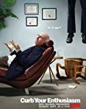 Curb Your Enthusiasm Poster TV H 11x17 Larry David Cheryl Hines Jeff Garlin Susie Essman