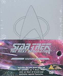 Star Trek: The Next Generation - Season 6 [DVD] [1990]