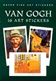Van Gogh: 16 Art Stickers (Dover Art Stickers) (0486403955) by Van Gogh, Vincent