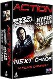 echange, troc Action - Coffret - Bangkok Dangerous + Hyper tension + Next + Chaos