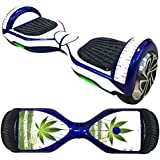 FocusSkins Leaf Grass Texture Design Skin Decal For Electric Self Balance Scooter Board