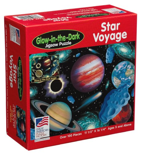 Star Voyage Jigsaw Puzzle 100pc