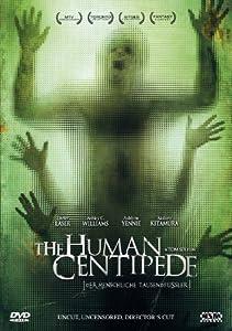 Human Centipede - Uncut (5 Minuten längere Fassung) kleine Hartbox