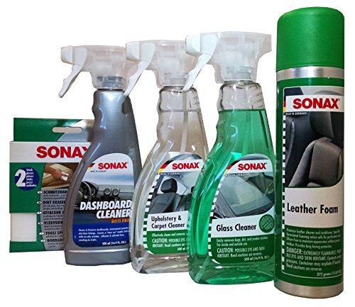 Sonax (230203) Premium Auto Interior Kit (Sonax Glass Polish compare prices)