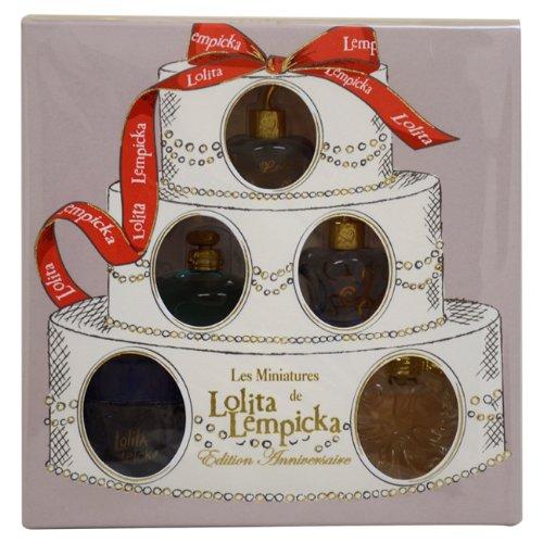 Lolita Lempicka 5 Piece Gift Set for Women, Mini