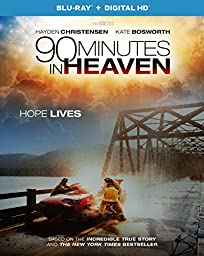 90 Minutes in Heaven (Blu-ray + DIGITAL HD)