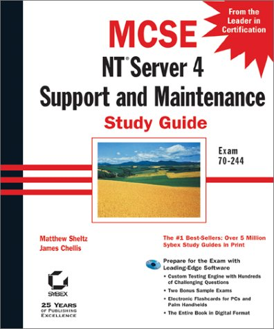 MCSE: NT Server 4 Support and Maintenance Study Guide