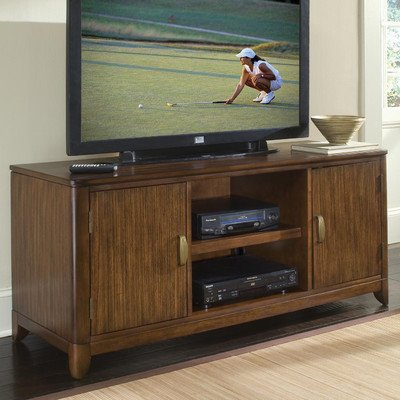 513T9FG1SKL Home Style 5540 12 Paris Entertainment TV Stand, Mahogany Finish