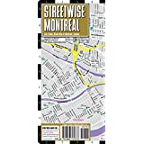 Streetwise Montreal: City Center Street Map of Montreal, Canada