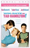 Win A Date With Tad Hamilton! [DVD]