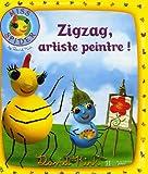 echange, troc David Kirk - Zigzag, artiste peintre !