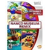 Namco Museum Remix - Nintendo Wii ~ Namco