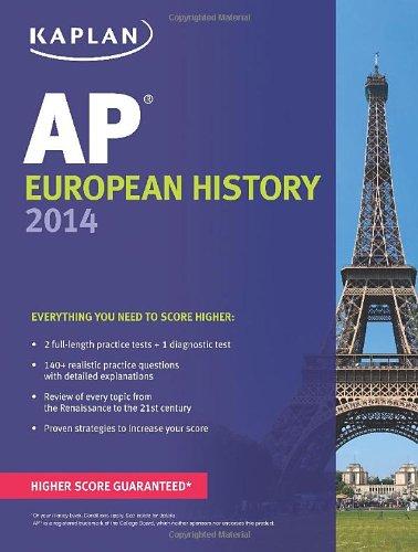 Kaplan Ap European History 2014 (Kaplan Test Prep)