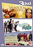 Monsoon Wedding/East Is East/Bhaji on the Beach [DVD]
