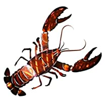 Next Innovations WA3DMLOBSTER CB Lobster Refraxions 3D Wall Art