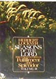 Bible-centered devotions on fulfillment and splendor (His Seasons of the Lord ; v. 3) (0060652675) by Lockyer, Herbert