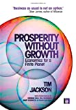 Image of Prosperity without Growth: Economics for a Finite Planet
