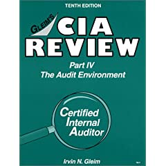CIA Review: The Audit Environment