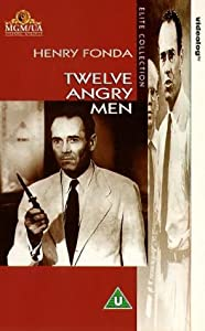 12 Angry Men [UK-Import] [VHS]