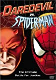 Daredevil Vs Spider-Man [DVD] [2003] [Region 1] [US Import] [NTSC]