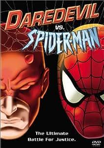 Spider-Man - Daredevil Vs. Spider-Man (Animated Series)