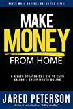 Make Money From Home: 8 Killer Strategies I Use To Earn $8,000 + Every Month Online (ebay selling, fiverr, youtube, amazon,surveys,<a href=