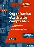 echange, troc Eric Favro - Organisation et activités comptables BTS Assistant de Gestion PME-PMI : Tome 2