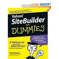 Yahoo SiteBuilder for Dummies E Book H33T 1981CamaroZ28 preview 0