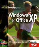 Windows et Office XP, pack en 2 volumes : Microsoft Office 2003 KillerTips; D�crasser Windows XP