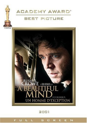 Cover art for  A Beautiful Mind (2 Disc Awards Edition)