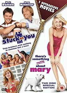 Stuck On You/There's Something (More) About Mary [DVD]